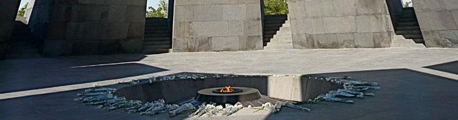 Commémoration du génocide Arménien. 100 après...
